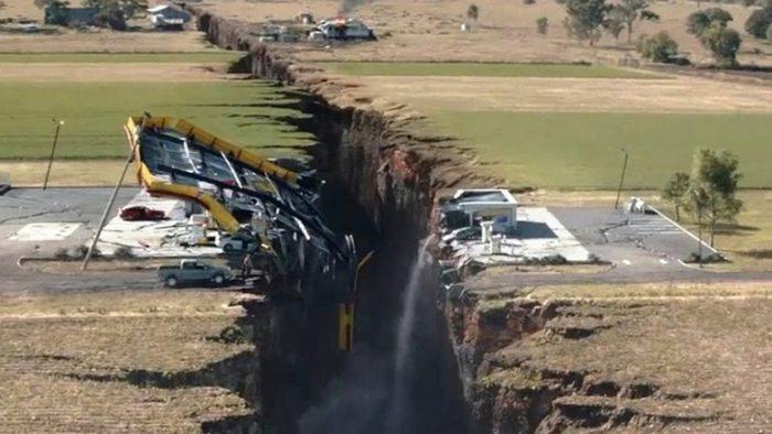 Обнаружены необычные  признаки надвигающихся землетрясений ➤ Главное.net