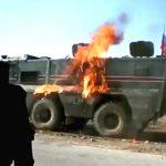 «Провокация»: РФ ответила на поджог патруля в Сирии ➤ Главное.net