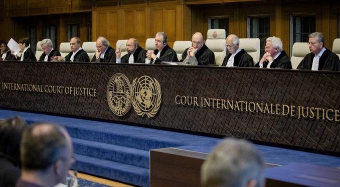 Суд ООН потребовал от России ответить на иск Украины ➤ Главное.net