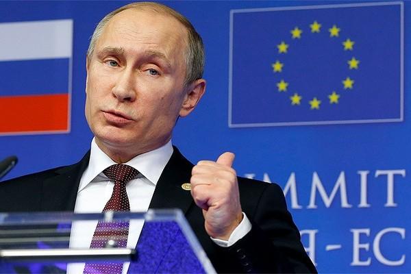 Путин предрек распад Евросоюза ➤ Главное.net