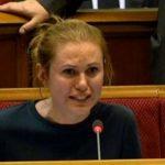 Депутат Рады расплакалась на заседании по обсуждению раздела ГТС Украины ➤ Главное.net