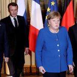 Путин и Макрон развернули оконфузившегося Зеленского на саммите «нормандской четверки ➤ Главное.net