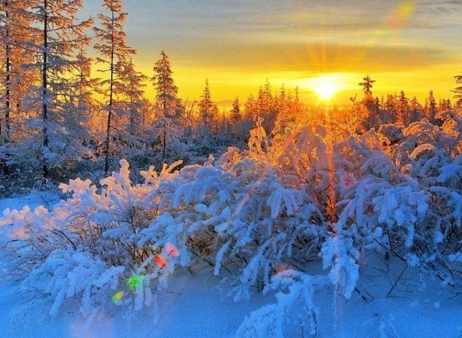 Россиян предупредили о повышении температуры на 25 градусов ➤ Главное.net