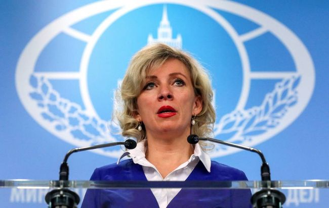 Захарова ответила желающей российских областей Украине ➤ Главное.net