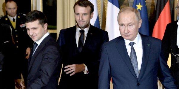 Зеленский: за Крым готов пожать руку Путину 100 раз ➤ Главное.net