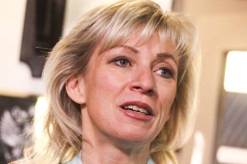 «Невозможно смотреть»: Захарова высказалась о передаче Собчак ➤ Главное.net