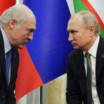 Путин предложил Лукашенко нефть на особых условиях ➤ Главное.net