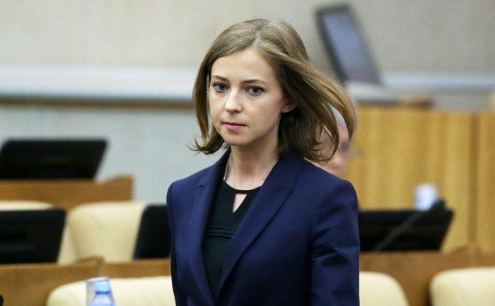 Поклонская поблагодарила Соловьева за инцидент на «России 1» ➤ Главное.net