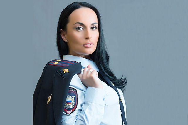 Официальный представитель МВД Ирина Волк получила звание генерал-майора ➤ Главное.net