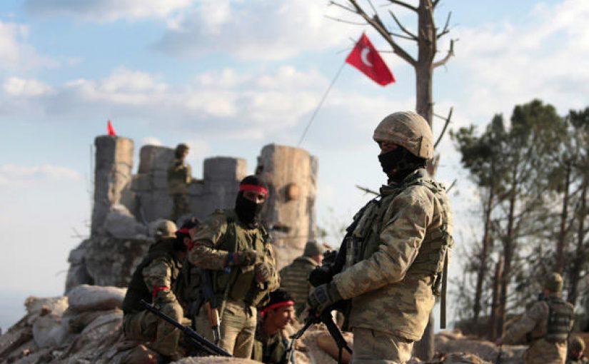 Турция объявляет военное положение ➤ Главное.net