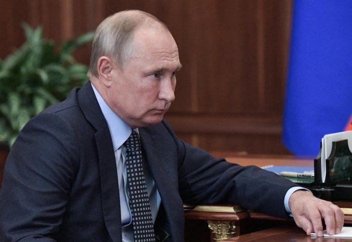 Путин о наказании за митинги: «Трешечка меньше, чем десяточка» ➤ Главное.net