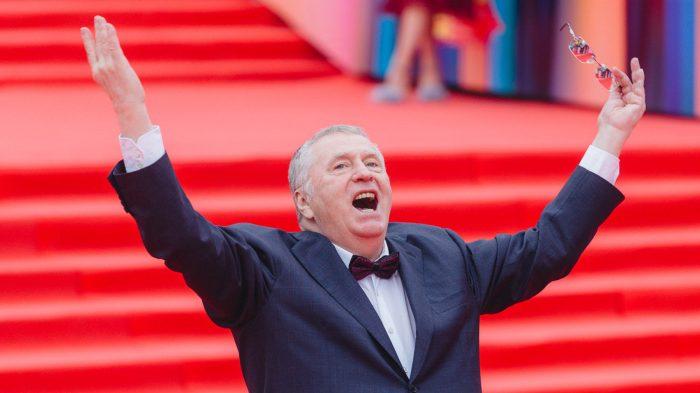 Иностранцы считают Жириновского пророком: видео ➤ Главное.net