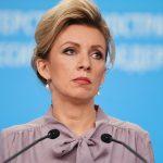 «Вас оболванили»: Захарова высказалась про россиян за границей ➤ Главное.net