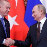 О чем Путин и Эрдоган общались 5 часов за закрытыми дверями ➤ Главное.net