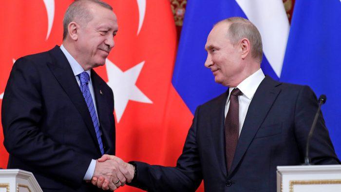 Россия получила от Турции все, что хотела ➤ Главное.net