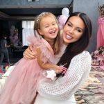 Надувной замок и много подарков: как Самойлова отпраздновала День рождения дочери (видео) ➤ Главное.net