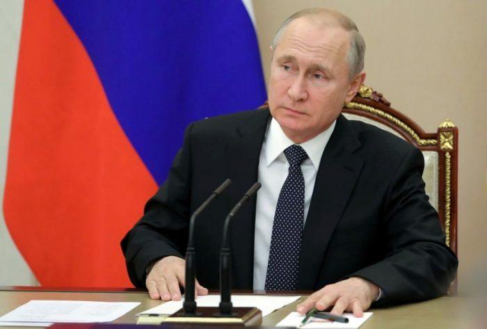 Кремль: Путин становится вирусологом ➤ Главное.net