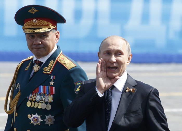 Путин дал Шойгу высшую награду России ➤ Главное.net