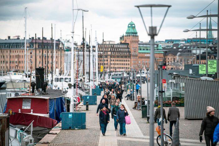 Bloomberg: Швеция в глубоком кризисе ➤ Главное.net
