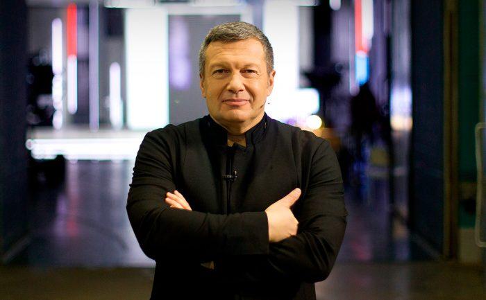 Соловьев резко ответил на вопрос украинского журналиста к Пескову ➤ Главное.net