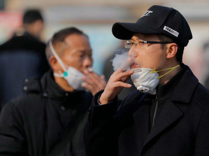 Обнаружена странная связь COVID-19 и курения ➤ Главное.net