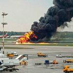 Пилот сгоревшего в «Шереметьево» SSJ100 впервые рассказал свою версию ➤ Главное.net