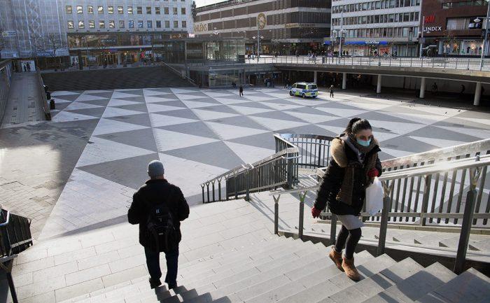 Советник правительства Швеции назвал два главных шага в борьбе с COVID-19 ➤ Главное.net