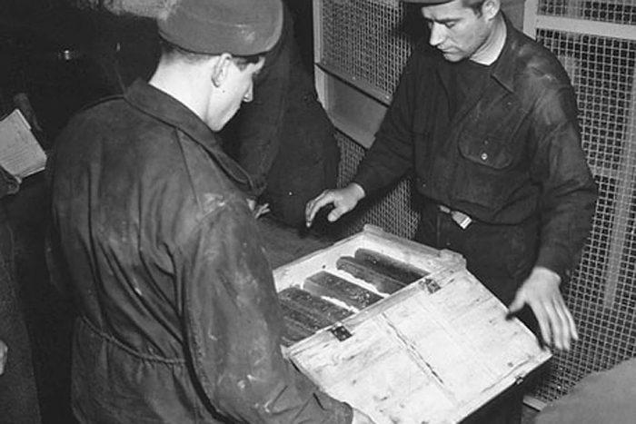 Названо место, где нацисты спрятали тонны золота ➤ Главное.net