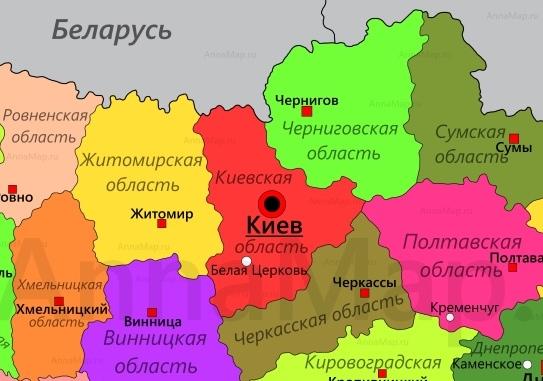 Целая область Украины может присоединиться к Белоруссии, – генерал СБУ ➤ Главное.net