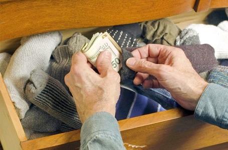 Где дома нельзя хранить деньги: пять мест, которые навлекают бедность ➤ Главное.net