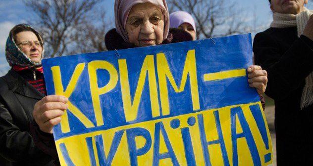 «Возвращают Крым ивыплатят Украине репатриацию» ➤ Главное.net