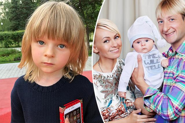Сына Плющенко начали избегать дети из-за слухов о болезни ➤ Главное.net