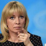 «Вы больные, девочки»: Захарова о новом оскорблении в адрес Путина ➤ Главное.net