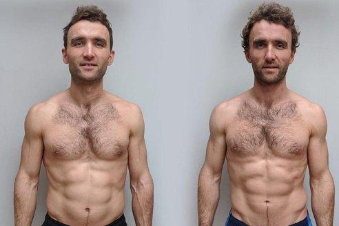 Два близнеца испытали на себе вегетарианство и мясоедение ➤ Главное.net
