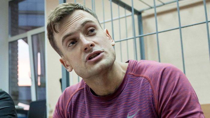 Обыск и 13 часов допроса Верзилова по «московскому делу» ➤ Главное.net