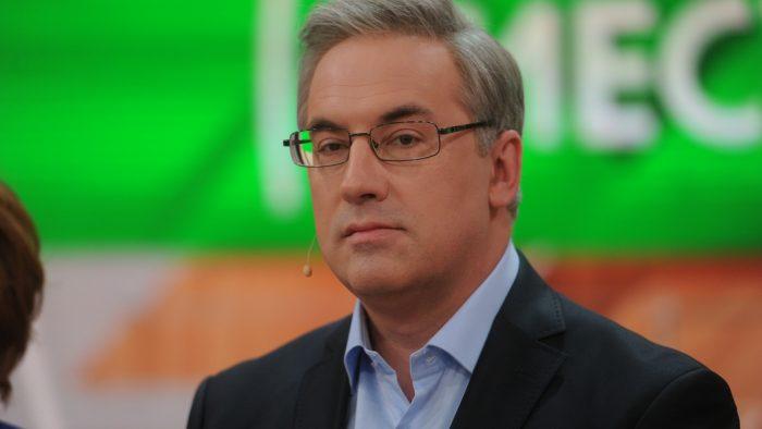 Норкин пошутил после смерти жены в эфире передачи ➤ Главное.net