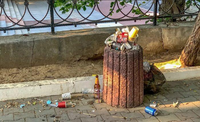 Неприятная проблема Севастополя, еще с украинских времен ➤ Главное.net