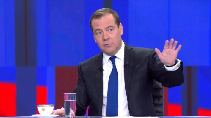 Медведев призывает бороться с«Большим Братом» ➤ Главное.net