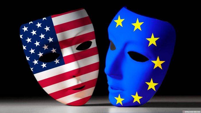 Между Европой и США назревает торговая война ➤ Главное.net