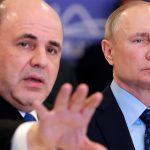 «Постучал рукой»: как Путин отреагировал на доклад Мишустина ➤ Главное.net