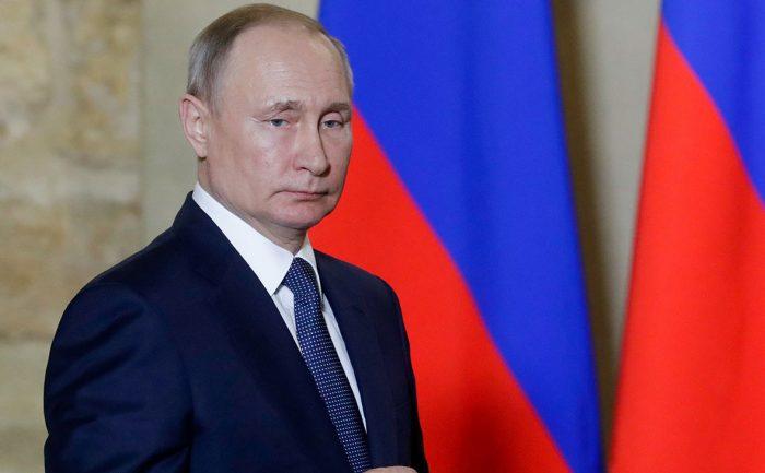 Путин назвал четырех предателей во Второй мировой войне ➤ Главное.net