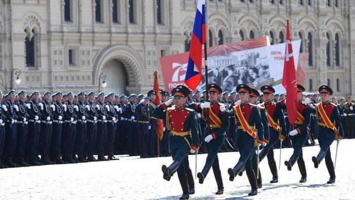 Что написали украинские журналисты про Парад Победы ➤ Главное.net