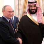Россия и саудиты отменили нефтяную войну ➤ Главное.net