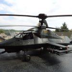 Вертолет Ка-58 «Черный призрак»: прорыв в вертолетостроении ➤ Главное.net