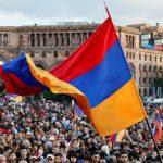 Посольство Украины в Армении забросали контейнерами с борщом: названа причина ➤ Главное.net