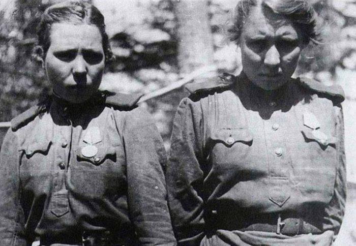 Что вытворяли фашисты с пленными женщинами-красноармейцами ➤ Главное.net