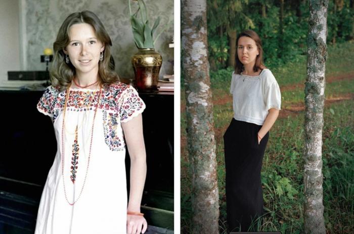 Все в маму: самые красивые дочери советских актрис 5