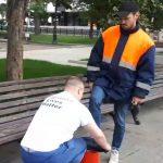 Москвич призвал россиян преклонить колени перед мигрантами ➤ Главное.net