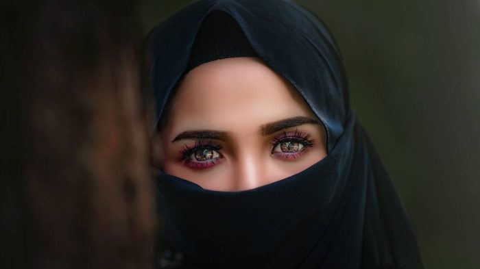 Как выглядят арабские жены дома, без хиджаба ➤ Главное.net