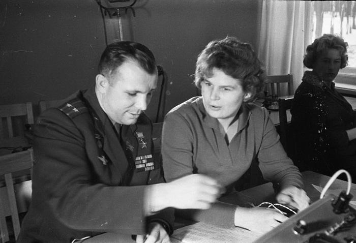 Тайна Гагарина и Терешковой, которую скрывали пол века ➤ Главное.net